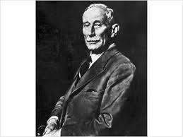 Hubert Cecil Booth, the inventor of the vacuum cleaner