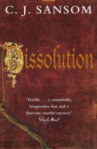 Dissolution, by C.J. Sansom